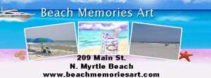 Beach Memories Art